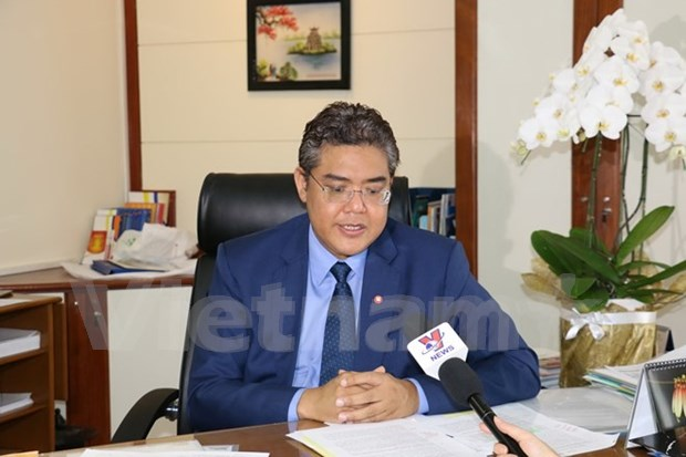 ASEAN coopera en lucha contra polucion atmosferica transfronteriza hinh anh 1