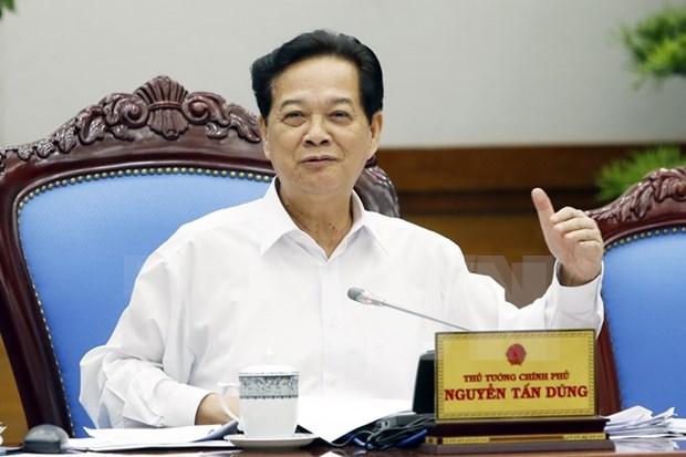 Premier pide esfuerzos por alcanzar crecimiento 6,5% de PIB hinh anh 1