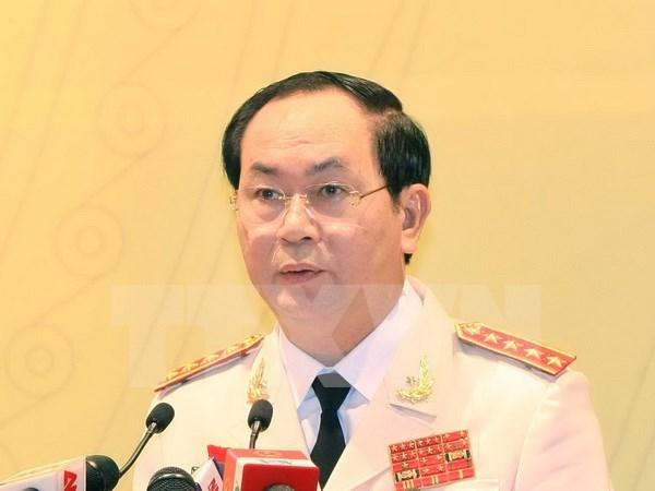 Parlamento vietnamita aborda medidas contra criminalidad y corrupcion hinh anh 1