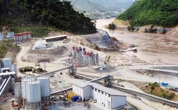 Expertos preocupan por impactos de represas en rio Mekong hinh anh 1