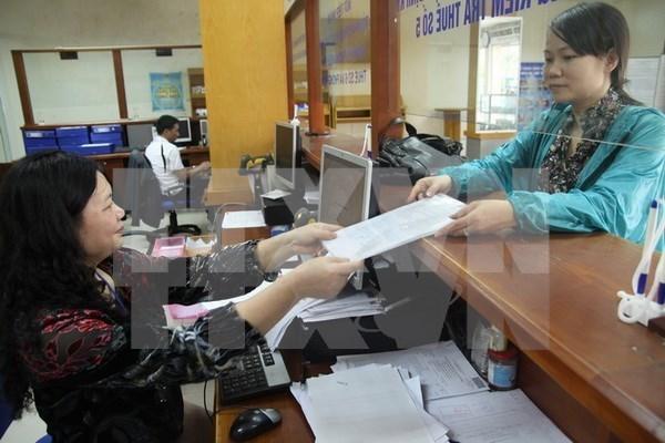 Viceministra propone medidas para aumentar presupuesto estatal hinh anh 1