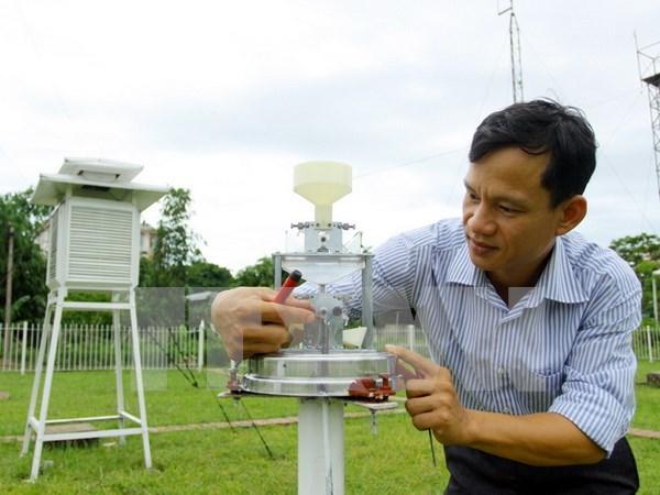 Apoyo sudcoreano a Vietnam a modernizar sistema de alerta de desastre hinh anh 1
