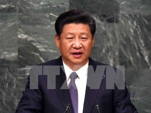 Lider chino realizara visita estatal a Vietnam hinh anh 1