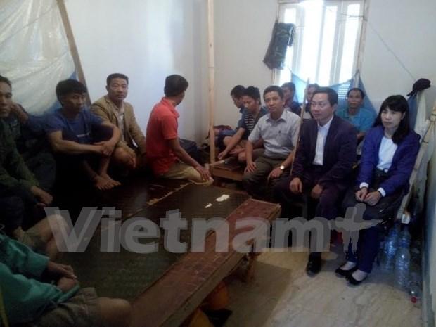 Repatriaran a empelados vietnamitas en Argelia hinh anh 1