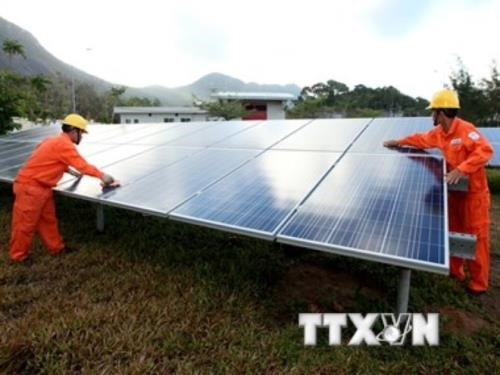 Promueve Vietnam ahorro efectivo de energia hinh anh 1