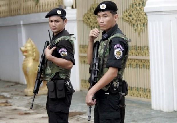 Cambodia arresta a 167 chinos por estafa telefonica hinh anh 1