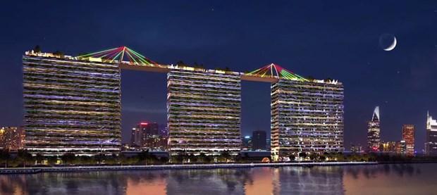 Fondo singapurense invierte en Ciudad Ho Chi Minh hinh anh 1