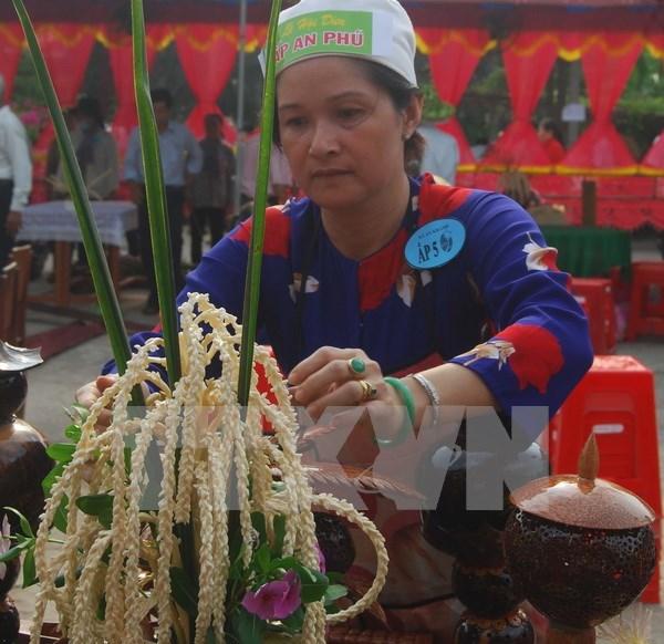 Celebraran en Hanoi Semana cultural de delta del rio Mekong hinh anh 1