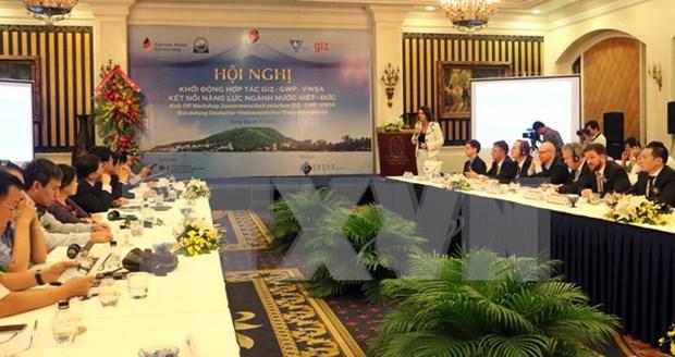 Vietnam y Alemania impulsan cooperacion en materia de agua hinh anh 1