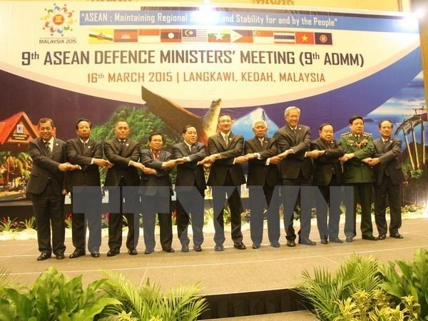 Conferencia de Defensa de ASEAN impulsa confianza regional hinh anh 1