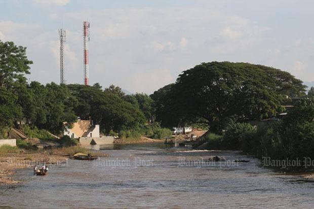 Myanmar cierra puertos fluviales en frontera con Tailandia hinh anh 1