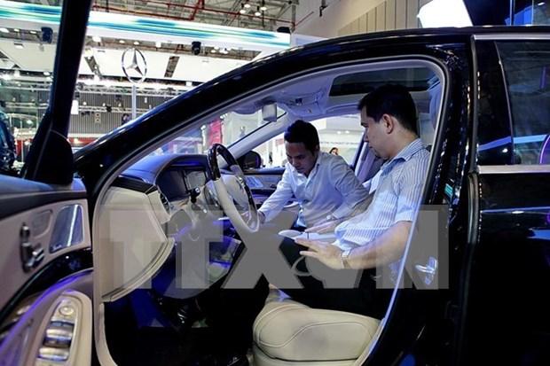 Plan de accion para desarrollo de la industria automotriz hinh anh 1