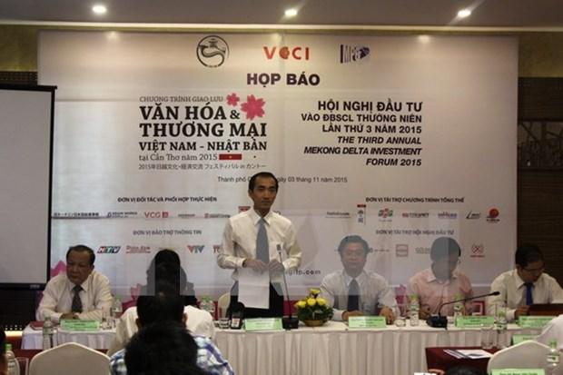 Delta de Mekong impulsa cooperacion comercial con Japon hinh anh 1