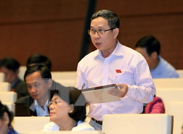 Parlamento vietnamita analiza plan de desarrollo socioeconomico hinh anh 1