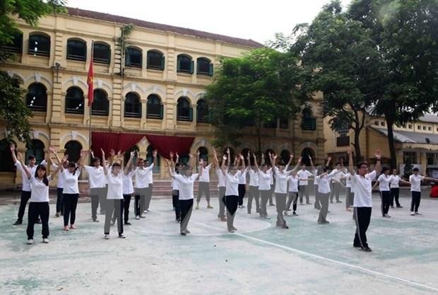 Hanoi empenado en desarrollar recursos humanos para integracion hinh anh 1