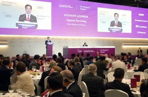 Confianza estrategica: base solida de la casa comun de ASEAN hinh anh 1