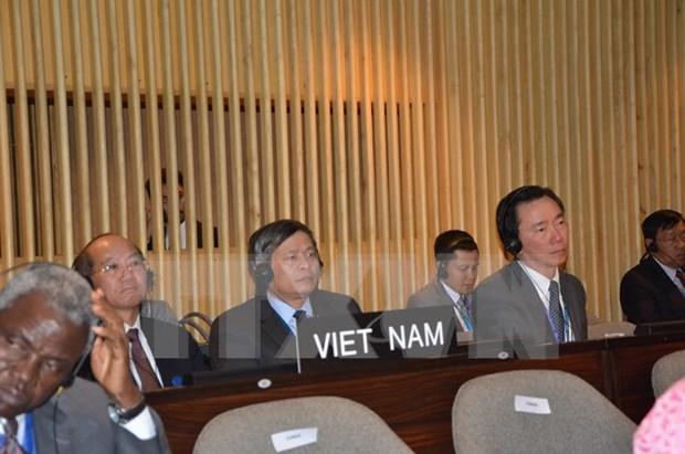 Vietnam aspira adherirse a Consejo Ejecutivo de UNESCO hinh anh 1