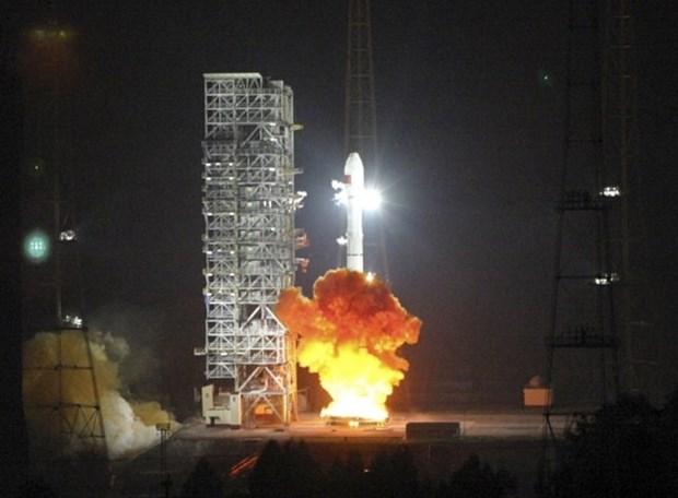 Laos lanzara el primer satelite de telecomunicaciones hinh anh 1