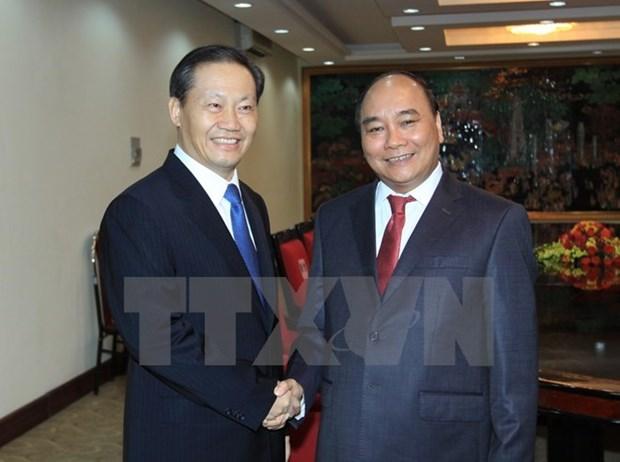 Promueven Vietnam y China cooperacion entre localidades hinh anh 1