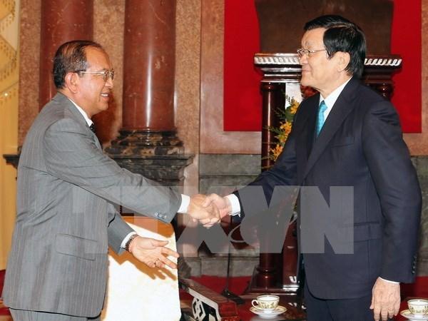 Vietnam respalda a Laos en reforma judicial hinh anh 1