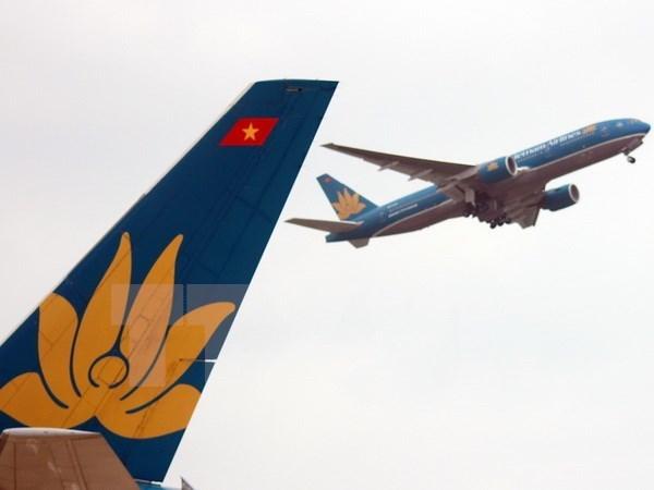 Vietnam no tiene rutas aereas por zona de guerra en Oriente Medio hinh anh 1