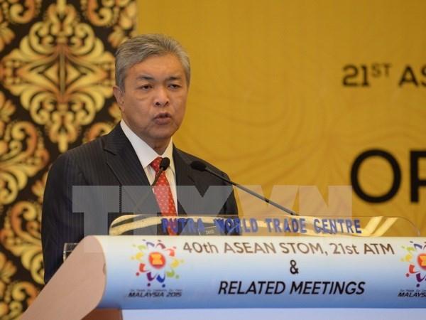 ASEAN para fomentar conectividad e integracion en transporte hinh anh 1