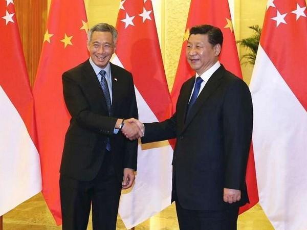 Singapur reitera apoyo a la profundizacion de nexos ASEAN- China hinh anh 1