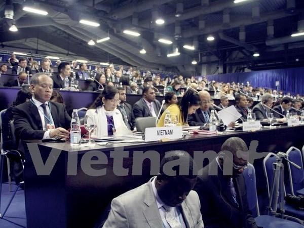Vietnam copatrocina tres borradores anticorrupcion de ONU hinh anh 1