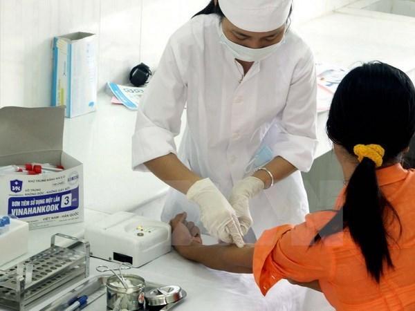 Vietnam lanza mes de accion contra HIV/SIDA hinh anh 1