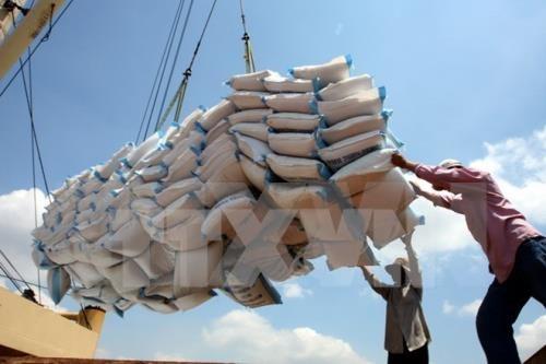 Merman las exportaciones arroceras de Myanmar hinh anh 1
