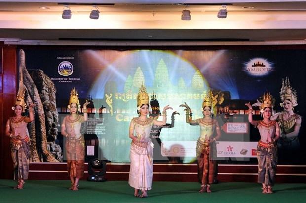 Intensifican Vietnam y Cambodia intercambio cultural hinh anh 1