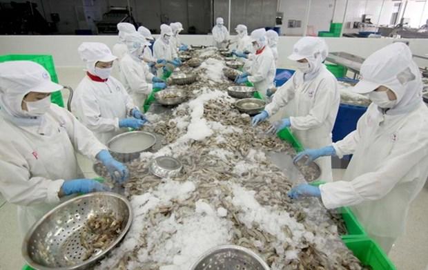 Reducen exportaciones agroforestales de Vietnam hinh anh 1