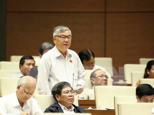 Estudia Parlamento tareas de aguacil y ley de detencion temporal hinh anh 1
