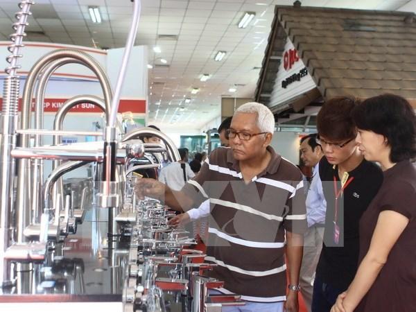 Organizaran exposicion internacional de construccion de Hanoi hinh anh 1