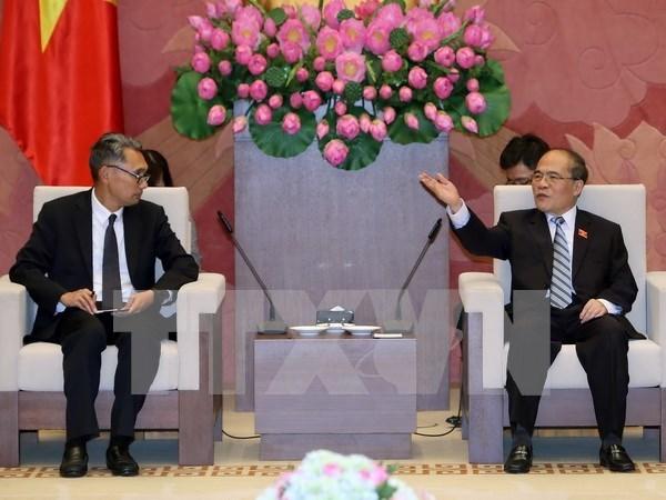 Proponen al BM prolongar prestamos preferenciales a Vietnam hinh anh 1
