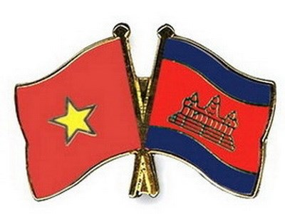 Conmemoran Dia Nacional de Cambodia en Hanoi hinh anh 1