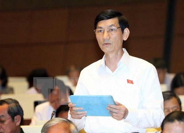 Parlamento aprueba resolucion de presupuesto estatal para 2016 hinh anh 1