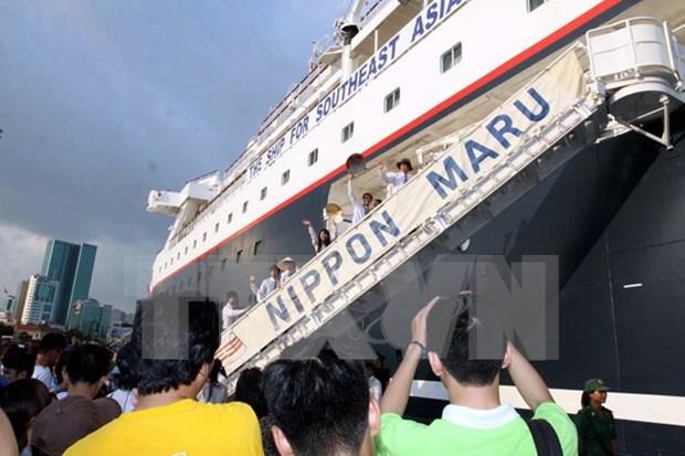 Arribara a Ciudad Ho Chi Minh barco juvenil regional hinh anh 1