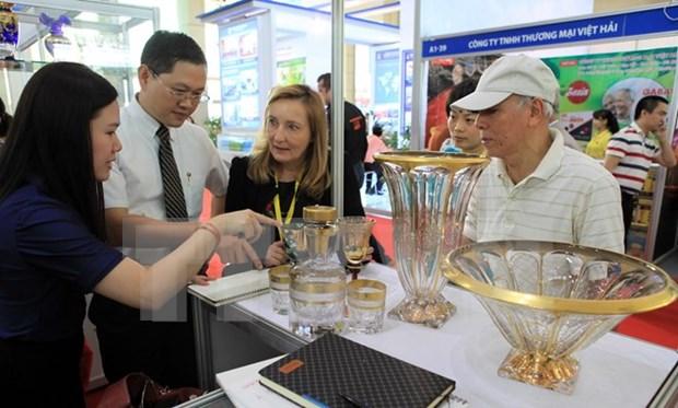Vietnam Expo 2015, oportunidad para ampliar negocios hinh anh 1