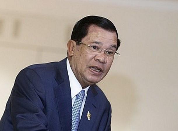 Premier cambodiano advierte que tomara accion legal contra lider opositor hinh anh 1