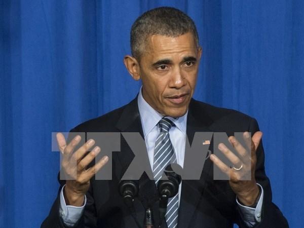 Mar del Este, asunto central de gira de Obama por Asia hinh anh 1