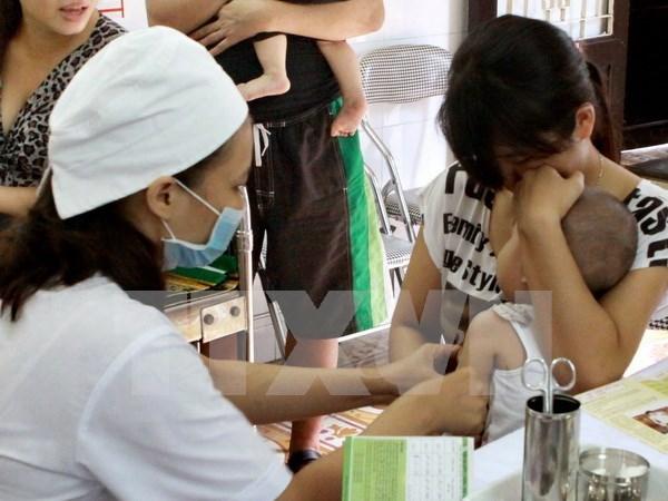 Glaxo SmithKline continuara suministrando vacuna Infanrix Hexa a Vietnam hinh anh 1