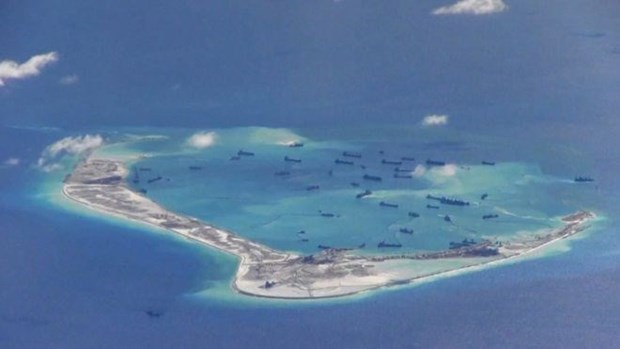 Fomentan dialogo y cooperacion para aliviar tensiones en Mar del Este hinh anh 1