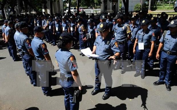 Filipinas refuerza seguridad ante Cumbre del APEC hinh anh 1