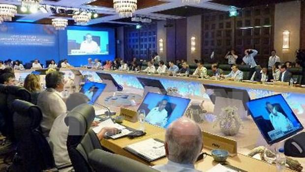 Reunion Conclusiva de APEC ultima medidas para promover conectividad economica hinh anh 1