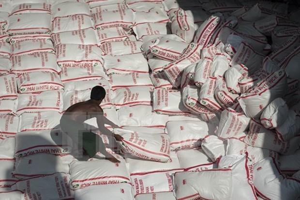 Tailandia planea exportar diez millones de toneladas de arroz en 2016 hinh anh 1