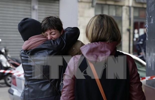 Vietnam no reporta victimas en atentados en Francia hinh anh 1