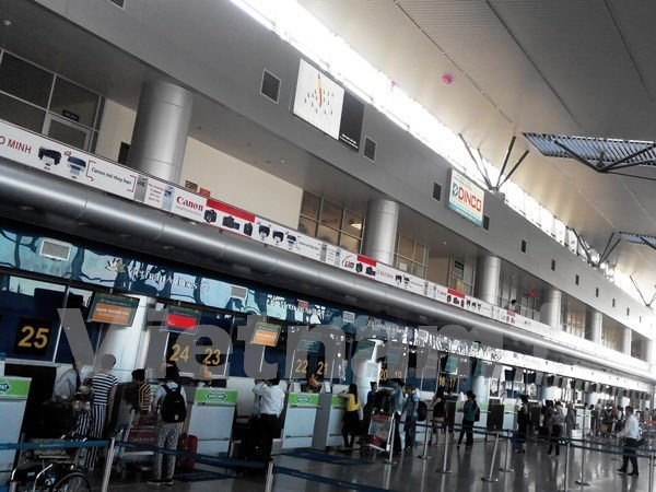 Comienza construccion de terminal internacional de aeropuerto Da Nang hinh anh 1