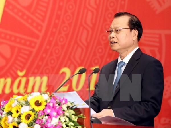 Organizacion de masas de Vietnam lanza campana de desarrollo rural hinh anh 1