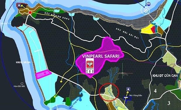 Vinpearl Safari Phu Quoc recibe centenares de animales exoticos hinh anh 1